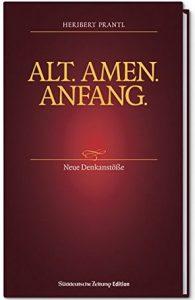 Cover Alt. Amen. Anfang.
